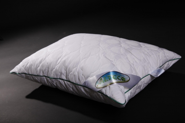 Quilted pillow (percale, altball)