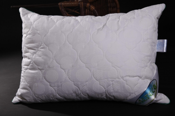 Quilted pillow (percale, altball) - 2