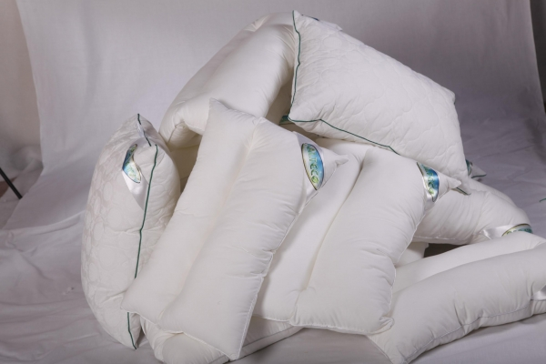 Orthopedic pillow (percale, altball) - 2